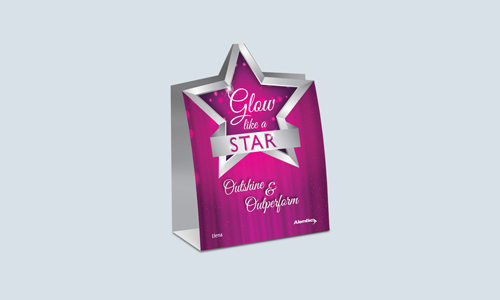 Glow Like A Star | Internal Communication | Mumbai based Advertising Agency, Golden Mean