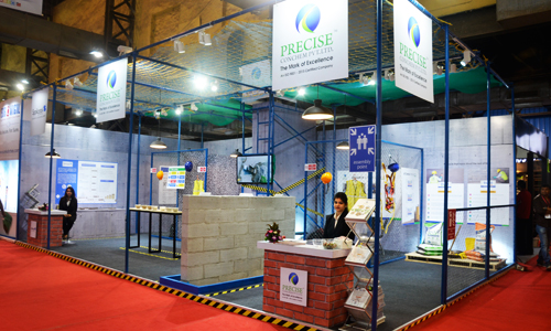 Exhibition Stall Design | Mumbai based Advertising Agency, Golden Mean