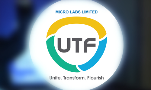 Corporate Advertising | UTF | Micro Labs | Mumbai based Pharmaceutical Advertising Agency | Golden Mean