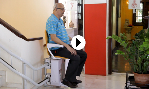 Stair Chair |Product Film | Mumbai Based Advertising Agency | Golden Mean